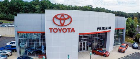 Toyota Dealership Virginia by Toyota Specials At Warrenton Toyota In Warrenton Virginia