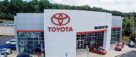 toyota dealership deals toyota specials at warrenton toyota in warrenton virginia