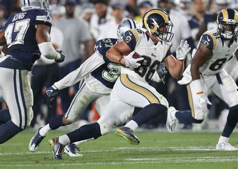 los angeles rams  man roster cuts  key surprise