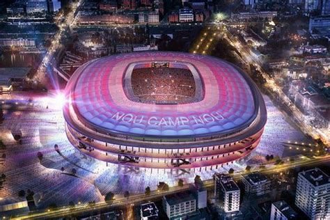barcelona stadium news stunning images