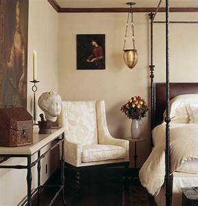 English Country Home in Marin - Traditional - Bedroom ...