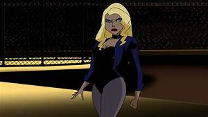 Black Canary decides to fight Wildcat - YouTube
