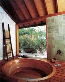 Japanese Bath Tub