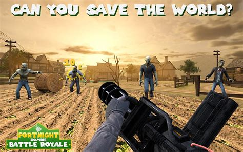 royale zombie battle fort knight survival android