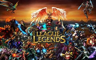 Legends League Lol Wallpapers Backgrounds Call Leagueoflegends