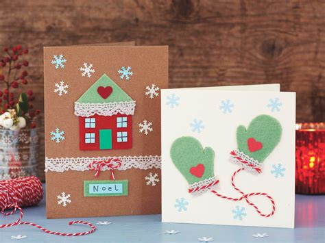 make cards how to make christmas cards