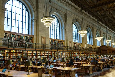 The New York Public Library Has Secret Apartments — Though ...