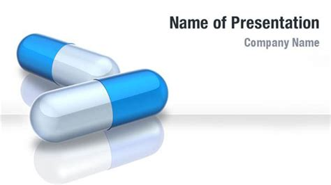 pills powerpoint templates pills powerpoint backgrounds