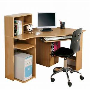 Bureau D Angle But : bureau dangle ~ Teatrodelosmanantiales.com Idées de Décoration