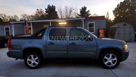 Chevrolet Avalanche 2020 by Chevrolet 2020 Chevy Avalanche Look 2020 Chevy