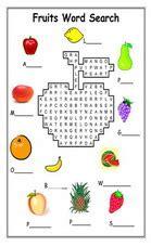 esl kids puzzles printable crossword  word search