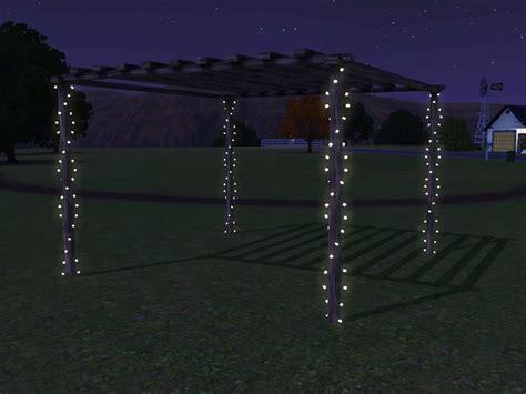sim man123 s hawthorne pole lights