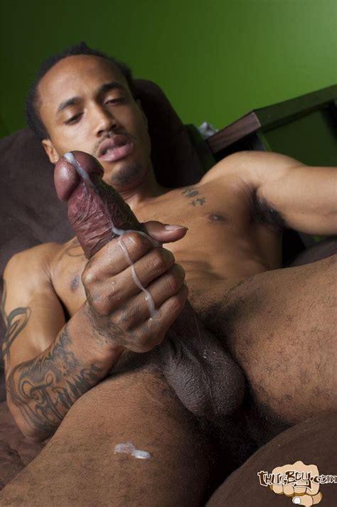gay black thug solo
