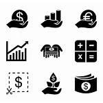 Money Icon Saving Save Icons Vector Savings