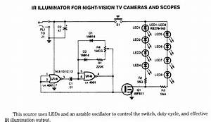 Led Schematics Wiring Diagram Circuits Schema Electronic Projects