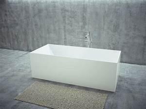 Badewanne Eckig Freistehend : freistehende badewanne firenze aus mineralguss wei matt oder gl nzend 170x72x55 eckig ~ Sanjose-hotels-ca.com Haus und Dekorationen