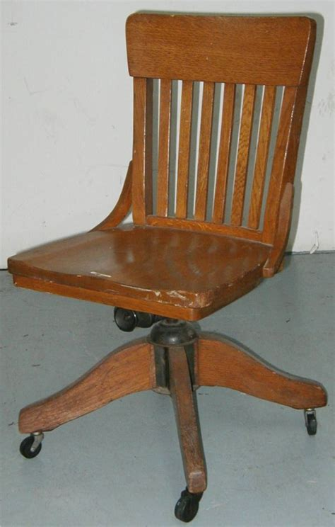 oak desk chair dining chairs