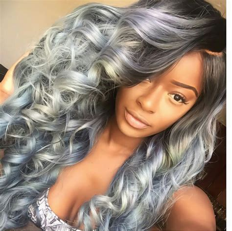 hair color gray 25 new grey hair color combinations for black the