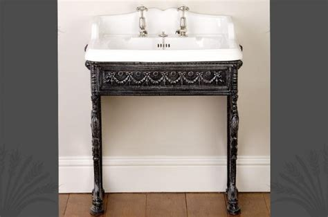 Inspiration For A Victorian Style Bathroom Designed For