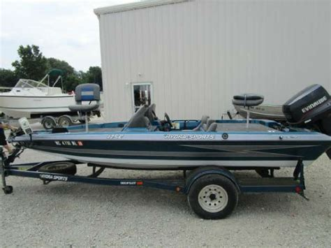 Used Hydra Sport Bass Boats For Sale by Hydra Sports Bass Boats For Sale