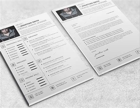 one page functional resume 18 functional resume templates free word pdf formats