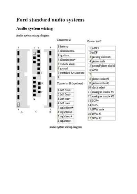 Ford Car Radio Download Manual For Free Now