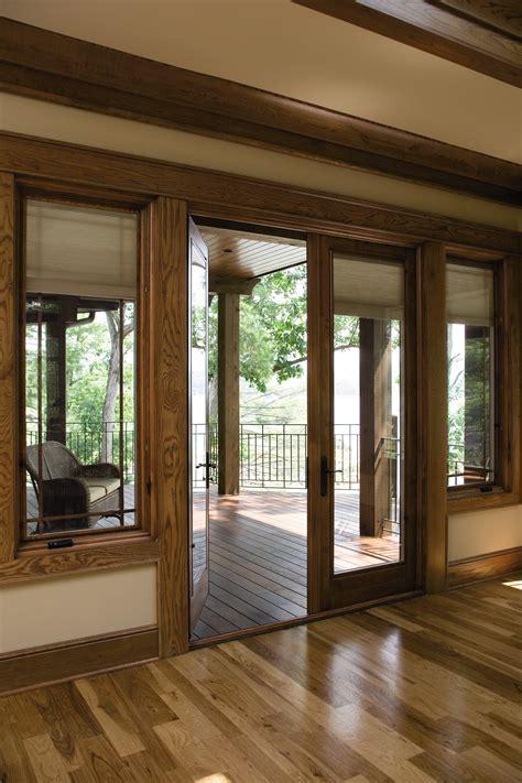 pella designer series wood patio door pro remodeler