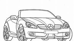 2010 mercedes benz dtm coloring pages download coloring With mercedes benz s cl