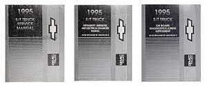 1995 Chevy Gmc 1  2 Ton  3  4 Ton 1 Ton Truck Overhaul