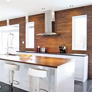 les 10 matieres tendance pour la cuisine galeries de With delightful couleur de mur tendance 3 couleur cuisine la cuisine blanche de style contemporain