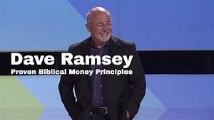 Proven Biblical Money Principles - Dave Ramsey - YouTube