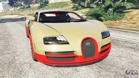 bugatti veyron super sport  gta