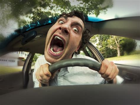 When, Where Does Road Rage Take Over Instagram