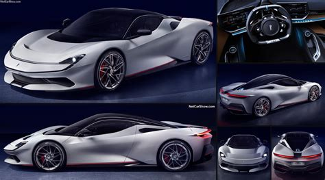 pininfarina battista  pictures information specs