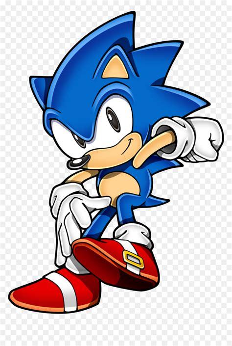 Sonic The Hedgehog Clipart Classic Sonic - Classic Sonic ...