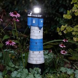 Leuchtturm Für Den Garten : solar leuchtturm juist online kaufen bei g rtner p tschke ~ Frokenaadalensverden.com Haus und Dekorationen