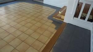 Recouvrir Carrelage Sol : carrelage beton cire beige carrelage bton cir gris x with ~ Melissatoandfro.com Idées de Décoration