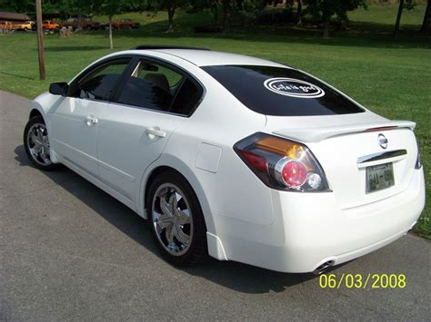 conardlisa  nissan altima specs  modification