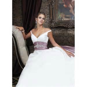 wedding dresses with purple accents white wedding dresses with purple accents pictures ideas guide to buying stylish wedding dresses