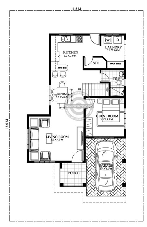 matthew american influenced layout pinoy house designs