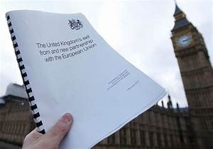 Brexit white paper to be released after resignation from ...