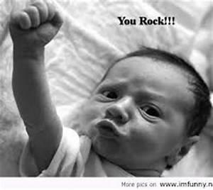you rock meme - Google Search   Humor   Pinterest   Google ...