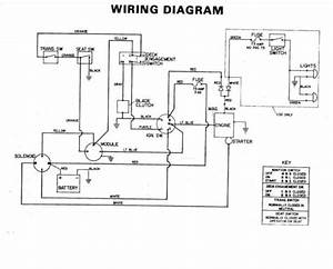 Relay Wiring Diagram Toro