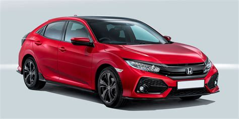 Honda Civic by Honda Civic Review Carwow