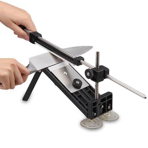 Professional Kitchen Knife Sharpener System Sharpening Fix