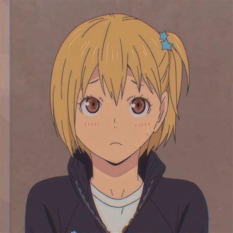 Yachi Pfp 🤝 Art Anime Small
