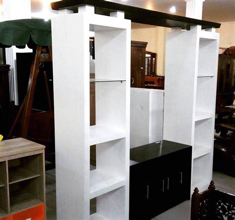 model partisi pembatas ruangan minimalis terbaru