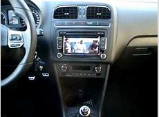 Polo 6R RCD510 Navi und DVBT Modus YouTube