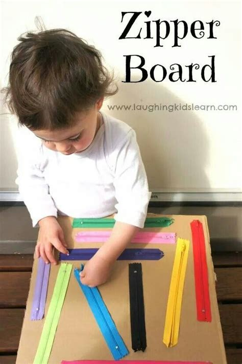25 best ideas about self help skills on 971 | 282fabe4c165b8a9edc2cc3c6736fda6 toddler busy board kids laughing