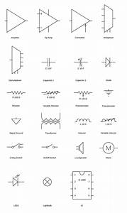 Picture Wiring Diagram Symbols Hvac Electrical Circuit